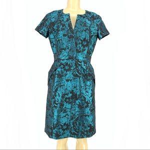 Nue by shani Women metallic Sheath Dress